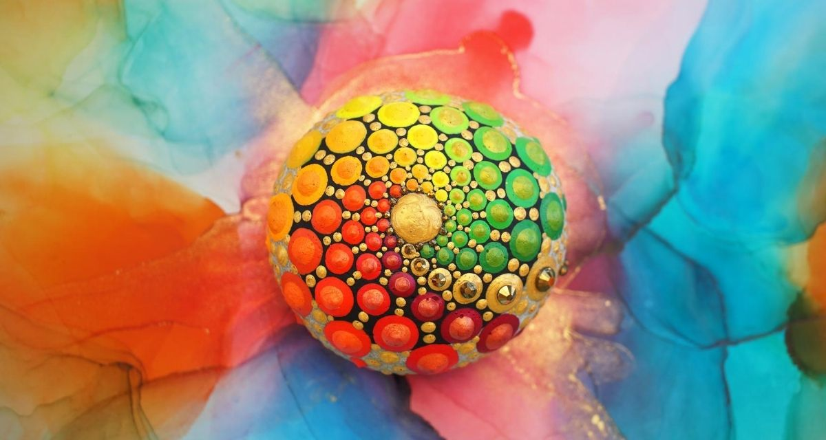 Les bienfaits des Mandalas en art-thérapie