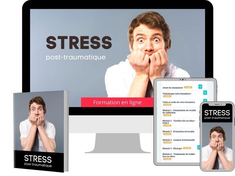 Formation du trouble du stress post-traumatique