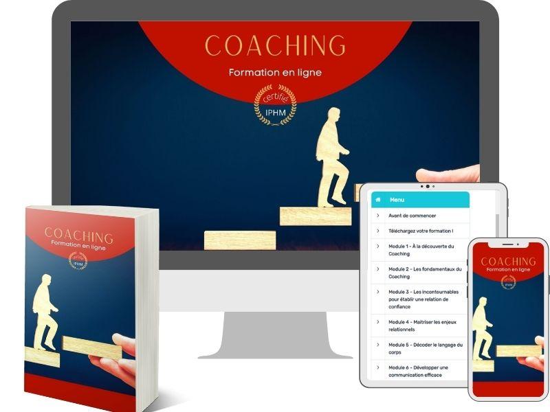 Bundle de la formation en ligne de coaching