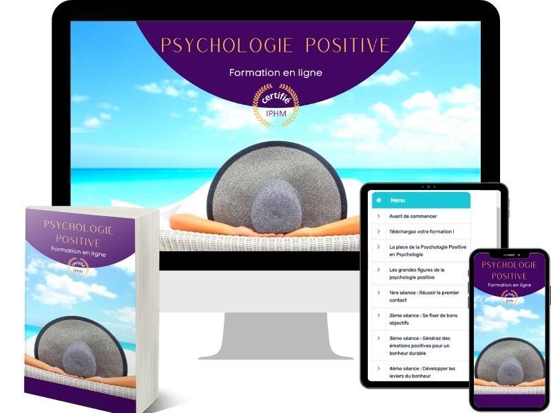 Bundle de la formation en ligne de Psychologie Positive