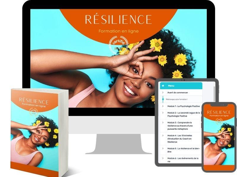 Bundle de la formation en ligne de Résilience