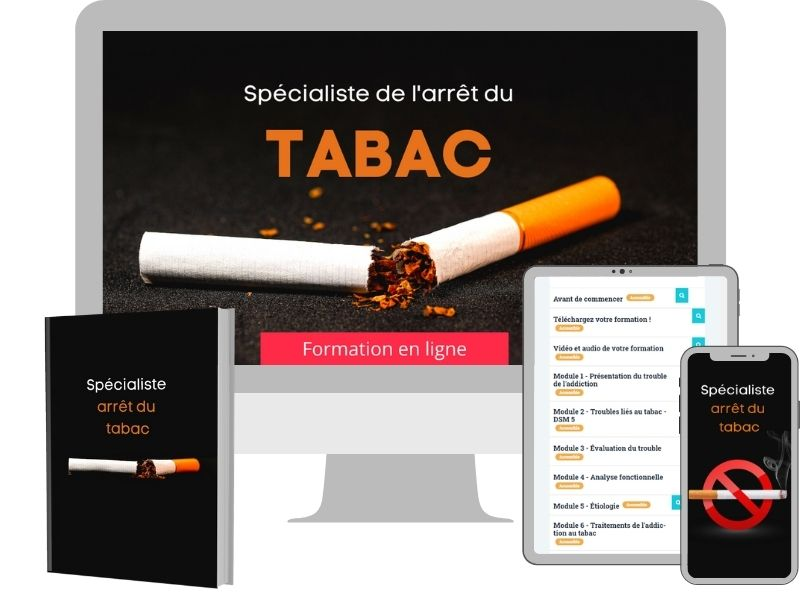 spécialiste anti tabac formation en ligne